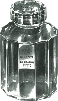 Bottle Brumes Le Galion